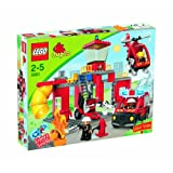 Lego - 5601 - Duplo - Jeux de construction - La caserne des pompierspar LEGO