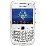 Blackberry Gemini 8520 Curve Unlocked Quadband Gsm Smart Phone With 2 Mp Camera, Bluetooth, Wi-Fi--International Version (White)-