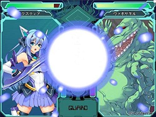 光翼戦姫エクスティア