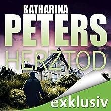 Herztod (Hannah Jakobs 1) Hörbuch von Katharina Peters Gesprochen von: Elke Appelt