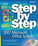 img - for 2007 Microsoft  Office System Step by Step book / textbook / text book