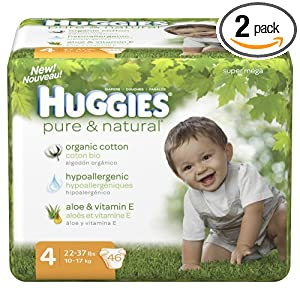 huggies natural diapers