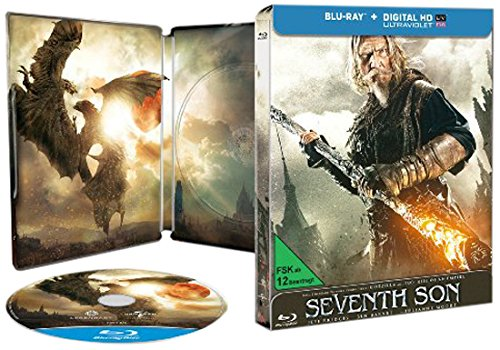 Seventh Son - Steelbook [Blu-ray] [Limited Edition]