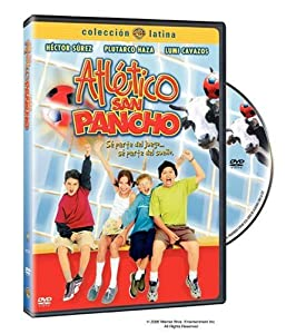 Atletico San Pancho (2001) amazon dvd