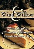 Wind and Willow White Chocolate Amaretto Cheesecake Cheeseball & Dessert Mix - 3.2 Ounce (4 Pack)