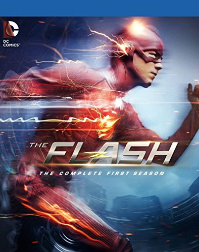 The Flash - Stagione 01 (4 Blu-Ray)