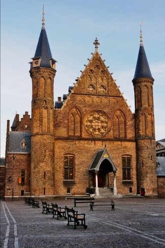 Binnenhof in the Hague, House of Parliament