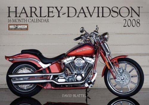 Harley-Davidson 2008 Calendar