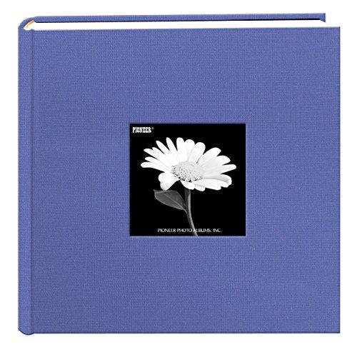 pioneer-200-pocket-fabric-frame-cover-photo-album-sky-blue