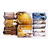 Quest Nutrition Protein Bar - Chocolate Lovers Variety Box of 12 (Packaging may vary) ~ Quest Nutrition