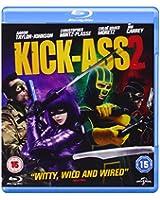 Kick-Ass 2 [Blu-ray] [Import]