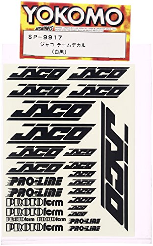 Jaco Team Aufkleber SP-9917