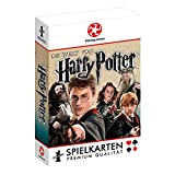 Harry Potter Harry Potter - Spielkarten Baraja de cartas Standard
