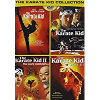 The Karate Kid Movie Collection