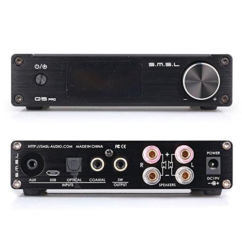 smsl-2-x-50-w-q5-pro-usb-coaxial-optical-digital-amplifier-with-remote-black