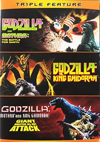 DVD : Godzilla