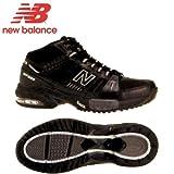 レディース ニューバランス フィットネスシューズWF886(D) ブラック(BK) 24.5cm