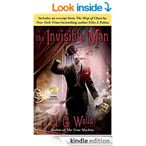 H.G. Wells The Invisible Man eBook for Kindle