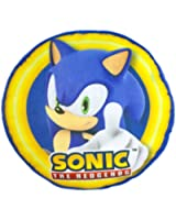 Character World Sonic the Hedgehog Spin Shaped Cushion