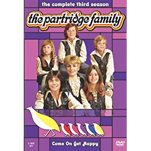 The Partridge Family Season 3 movie