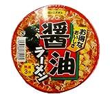 麺のスナオシ 醤油ラーメンカップ×12食
