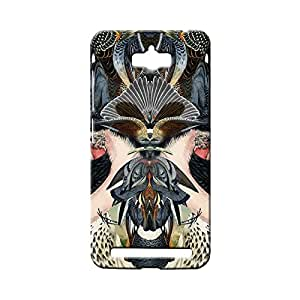 G-STAR Designer 3D Printed Back case cover for Asus Zenfone Max - G0052
