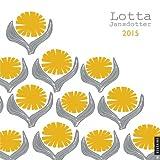 img - for Lotta Jansdotter 2015 Wall Calendar book / textbook / text book