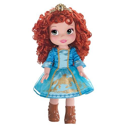 My First Disney Princess Merida Toddler Doll