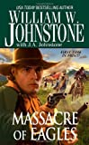 img - for Massacre of Eagles (Eagles # 16) book / textbook / text book