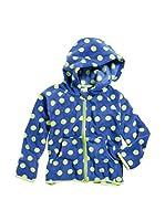 Playshoes Forro Polar Dots (Azul Marino)