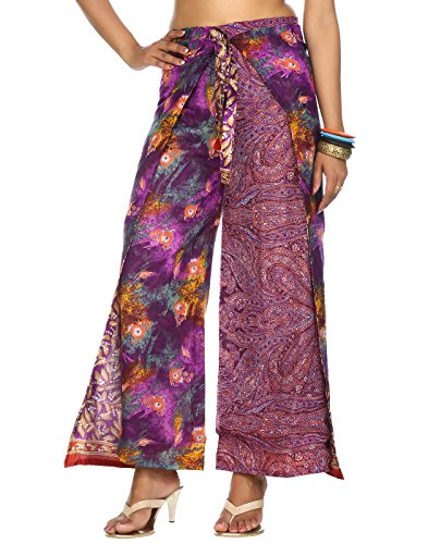 Party Wear Dresses Trouser Printed Hippie Women Pants Harem Chinese Trousers