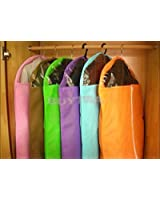Travel Storage Protector Container Dress Clothes Garment Bags