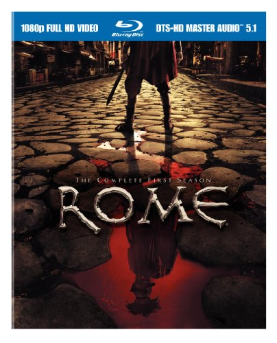 Rome: Complete First Season [Blu-ray] [Import]