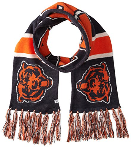 NFL Chicago Bears '47 Brand Breakaway Scarf with Tassels, Navy, One Size (Chicago Bears Womens Jersey compare prices)