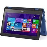 "Acer Sky Blue 11.6"" Aspire R-11 R3-131T-C28S Laptop PC Intel Celeron N3050 2GB RAM Touchs 32GB Internal Storage..."