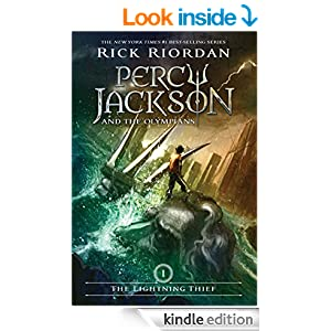 Lightning Thief The Percy Jackson And The Olympians Book 1 Kindle Editi