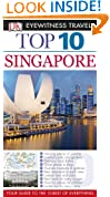 Top 10 Singapore (EYEWITNESS TOP 10 TRAVEL GUIDES)