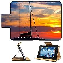 buy Asus Google Nexus 7 1St Generation 2012 Model Flip Case Ibiza San Antonio Abad De Portmany Catamaran Sailboat Sunset With In Balearic Islands Of Spain