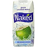 Naked 100% Naked Coconut Water, 11.2-Ounce Containers (Pack of 12) ~ NAKED JUICE