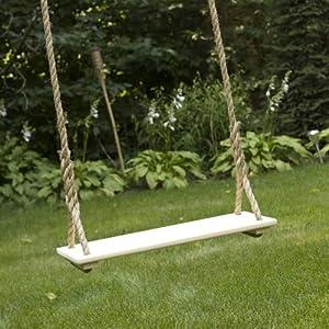 adult tree swing 24 x 9 natural toys games. Black Bedroom Furniture Sets. Home Design Ideas