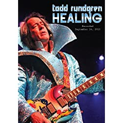 Todd Rundgren: Healing