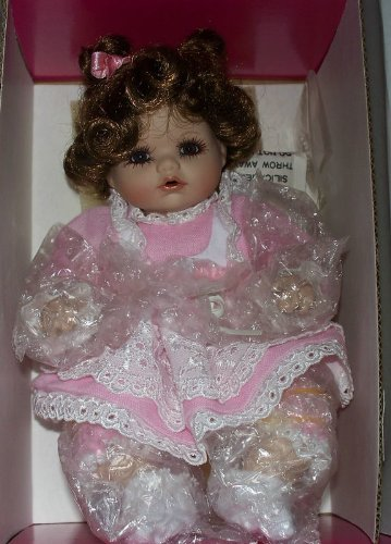 Marie Osmond Fine Collectible Porcelain DOLL JESSICA TINY TOT