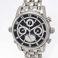 [モーリス・ラクロア]MAURICE LACROIX 腕時計 マスターピース クロノグローブ MP6398 メンズ [並行輸入品]