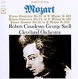 Mozart: Piano Concertos No. 21 in C Majo