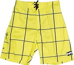 Billabong Herren Badeshort R U Serious Baggy, yellow, S, M1BA10