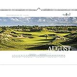 Golfkalender 2016 - August (Golfclub Föhr)