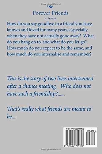 Forever Friends: That's really what friends are meant to be...