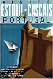 TA41 Vintage 1930's Visit Estoril-Cascais Portugal Portugese Travel Poster Re-Print - A4 (297 x 210mm) 11.7