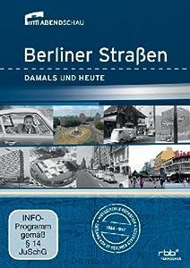 Berliner Straßen - Damals und Heute ( 2 DVDs )
