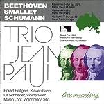 Beethoven/Schuman:Klavier Trio